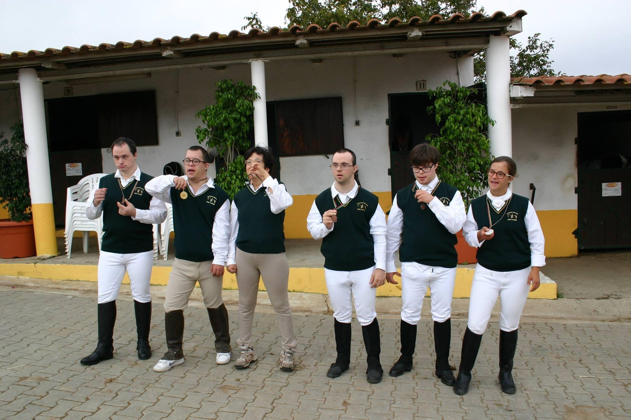 8ª Prova de Equitação do Special Olympics